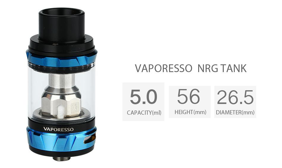 Vaporesso NRG Tank - 5ml