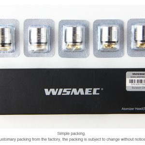 WISMEC WM Coil Head for Gnome 5pcs Online