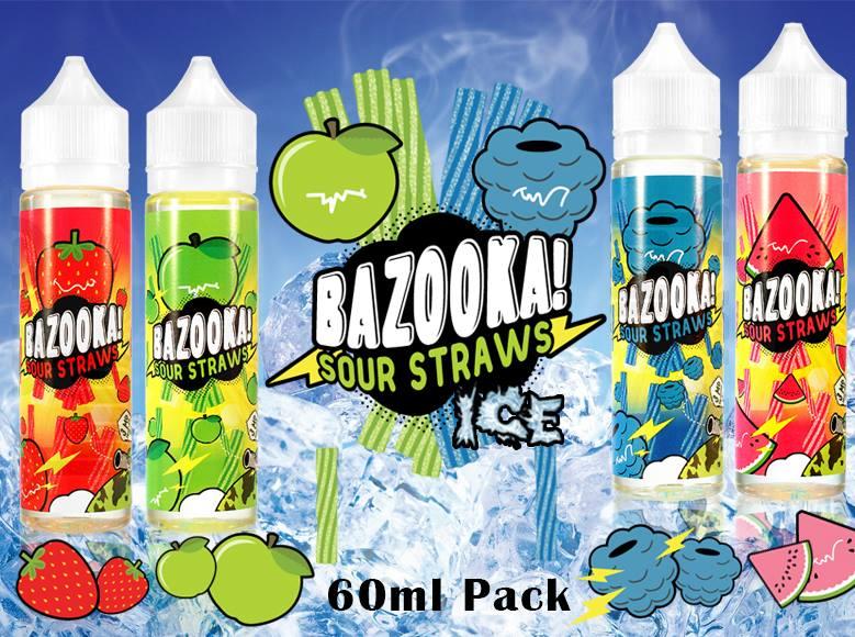 Bazooka ICE American Imported Elqiuids In Pakistan