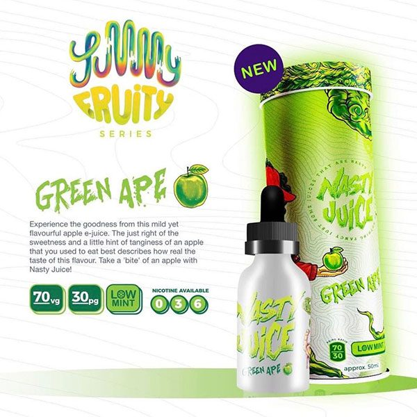 Nasty-Juice-Yummy-Fruity-Green-Ape-In-Lahore1
