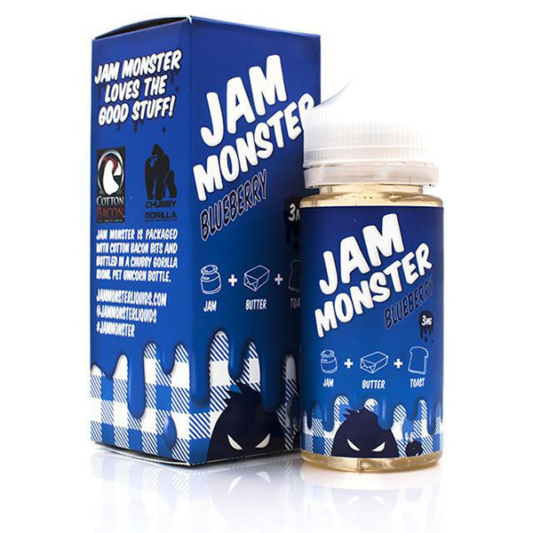 Jam-Monster-Blueberry-100ml-eliquid-in-pakistan