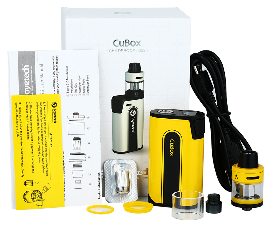 Joyetech CuBox with CUBIS 2 Kit 3000mAh online shopping in pakistan