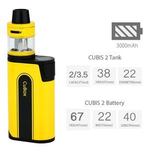 Joyetech CuBox with CUBIS 2 Kit 3000mAh online shopping in pakistan..