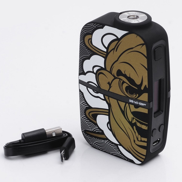 CKS ICON 200W TC BOX MOD