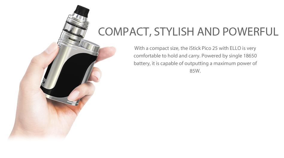 Eleaf iStick Pico 25 85W with Ello TC Kit