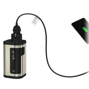 Eleaf iStick Tria 300W Kit with ELLO S………..