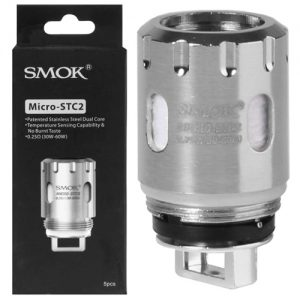 SMOK Micro STC2 Replacement Coils 5PCS Online Vape Accesories In Pakistan
