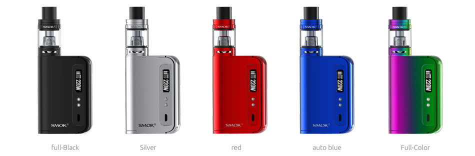 SMOK OSUB King 220W TC Kit with TFV8 Big Baby Online Vape And Accessories Online In Pakistan