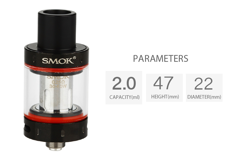 SMOK Vape Pen Tank 2ml