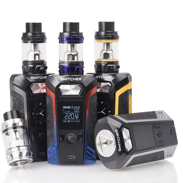 Vaporesso Switcher 220W with NRG TC Kit Online In Pakistan