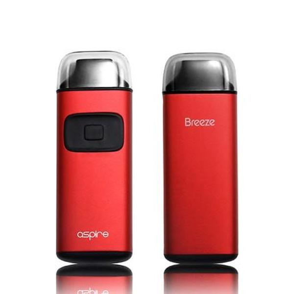 Aspire-Breeze-AIO-Kit-650mAh-red