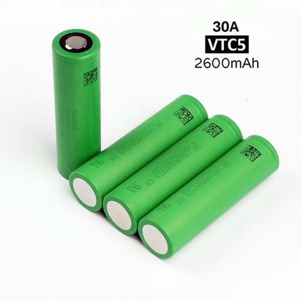 Sony-VTC5-18650-High-drain-Li-ion-Battery-30A-2600mAh-Vape-Battery.....