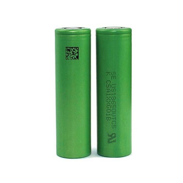 Sony-VTC5-18650-High-drain-Li-ion-Battery-30A-2600mAh-Vape-Battery...