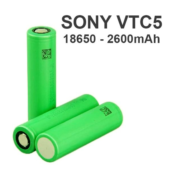 2015 letter word on Sony's production plans for the US18650 VTC4 and the  US18650 VTC5