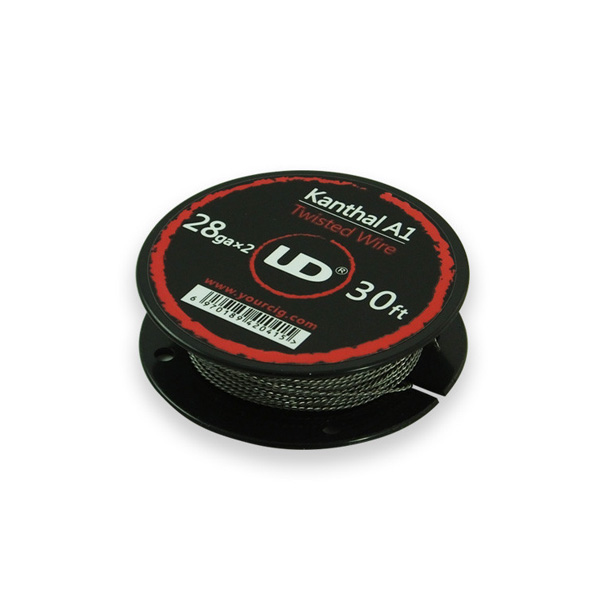 UD Kanthal A1 Resistance Wire - 30ft Mini Reel