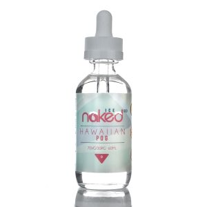 Hawaiian Pog Ice - Naked 100 Ice E Liquid