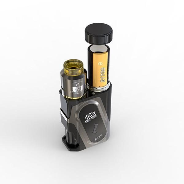 IJOY CAPO 100W 20700 Squonker MOD Online Vapes and Flavor and Accessories