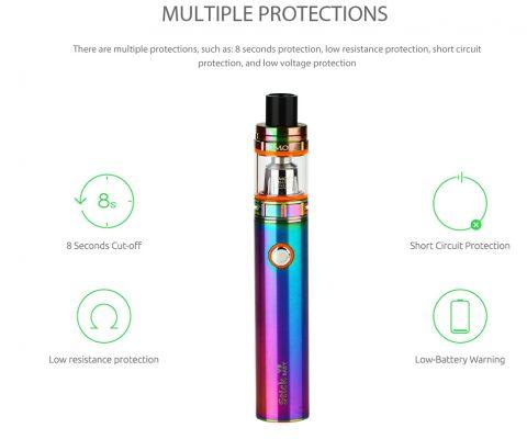 SMOK Stick V8 Baby Kit with TFV8 Baby 2000mAh Online Vape Starter