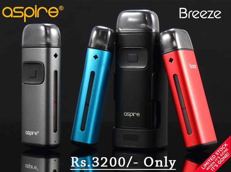 aspire breeze Vape Shop Online Pakistan