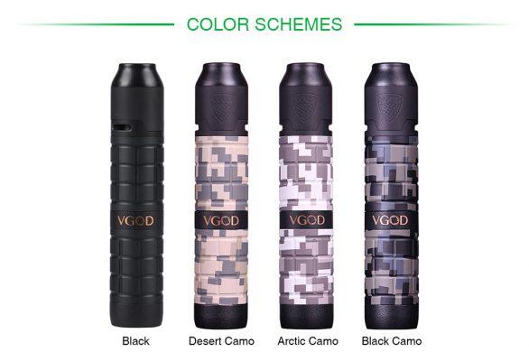 Buy VGOD-PRO-Mech-2-Kit-with-Elite-RDA Vapes Online In Pakistan