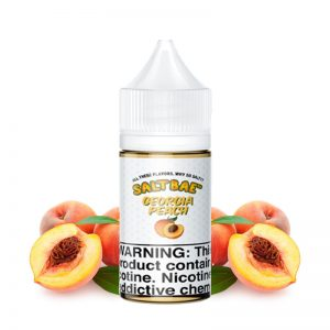 georgia peach Saltbae50 30ml 25mg Nicotine flavour in Pakistan