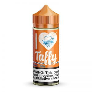 I Love Taffy By Mad Hatter 100ml (3mg, 6mg) E Juice in pakistan