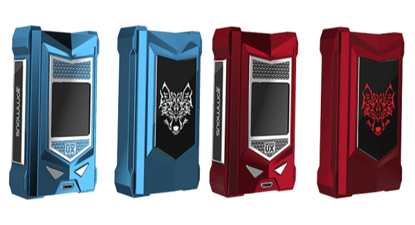 SnowWolf Mfeng UX Mod - One of the best vape mods so far in 2019