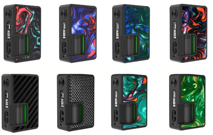 Vandy Vapes Pulse 80w Box Mod - One of the best vape mods so far in 2019