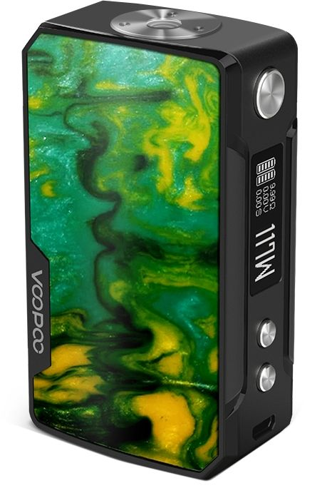 Voopoo Drag Mini Mod - One of the best vape mods so far in 2019
