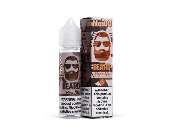 We love this cappucino and tobacco vape juice flavor called Beard Vape Co. No. 00 Cappuccino Tobacco