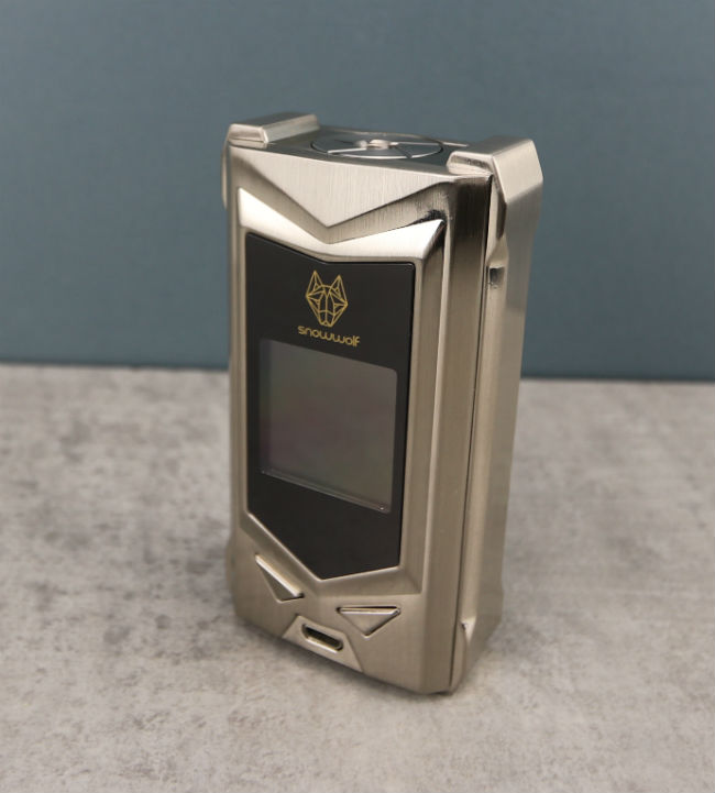 SnowWolf Mfeng 200W Mod - great for beginners