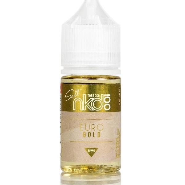 Naked 100 Salt - Euro Gold 30ml (35 , 50 mg) in Pakistan