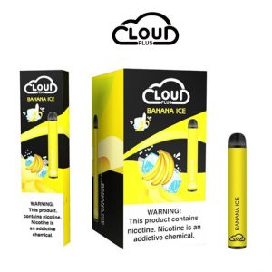 Banana-ICE-Cloud-Bar-Plus-600+-Puffs-Longer-Lasting-Design-Disposable-Vape-Online-In-Pakistan