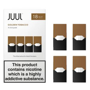 Buy-18Mg-Golden-Tobacco-Juul-Pods-Online-in-pakistan