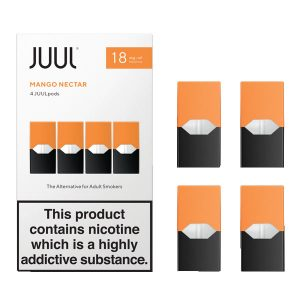 Buy-18Mg-Mango-Nectar-Juul-Pods-Online-in-pakistan