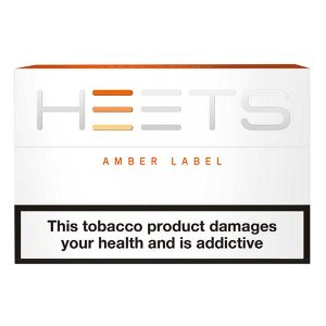 HEETS-AMBER-LABEL