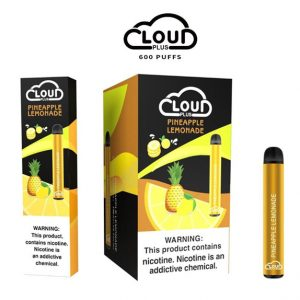 Pineapple-Lemonade-Cloud-Bar-Plus-600+-Puffs-Longer-Lasting-Design-Disposable-Vape-Online-In-Pakistan