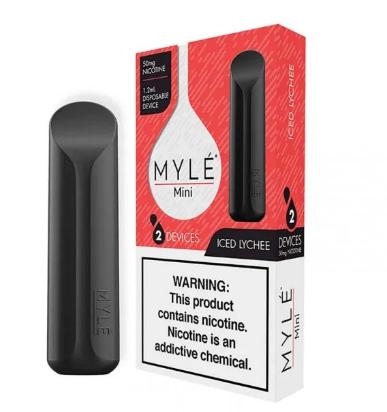 MYLÉ Mini Disposable Pod (Iced Lychee)